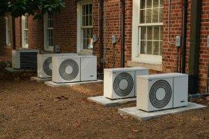Outdoor unit air conditioner