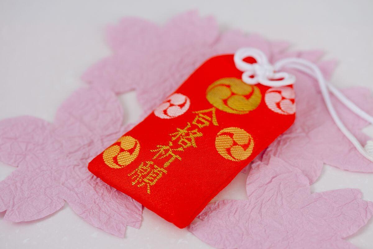 Japanese-amulets