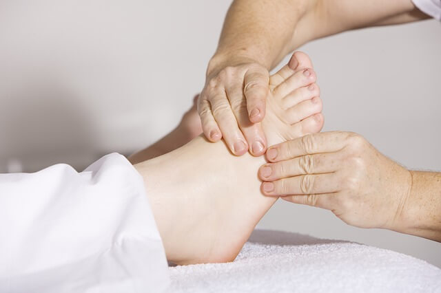 image of the lymphatic massage