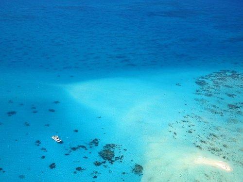 珊瑚礁の起源とグレートバリアリーフの画像